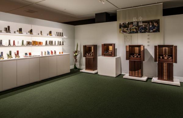 西日本ショールーム 展示スペース